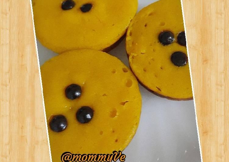 Kue lumpur labu kuning
