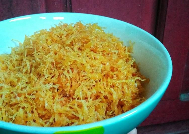 Resep Keremesan Kentang Masakan Rumahan Sederhana Oleh Ummahhaaqa95 Afni Nur Rochmah Cookpad