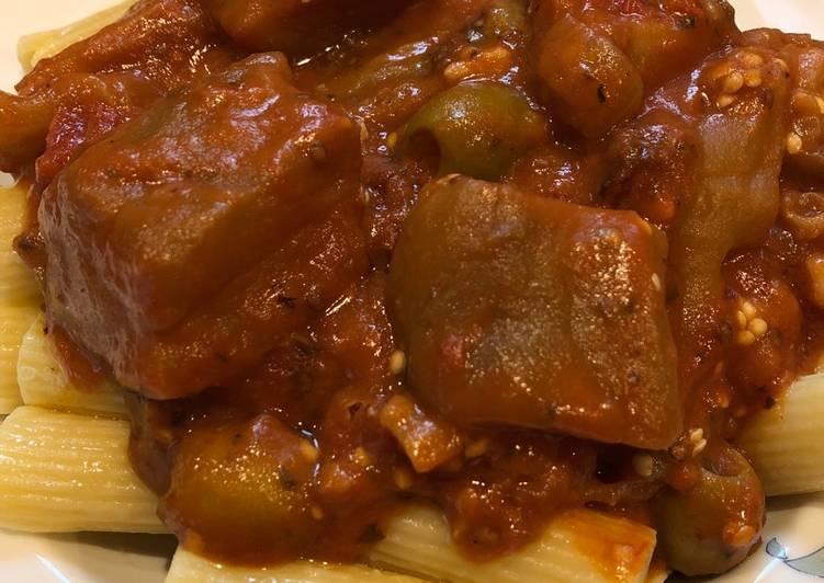 Recipe: Delicious Crockpot Eggplant ?Caponata