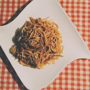 Pasta con vegetales | Wok con vegetales FÁCIL