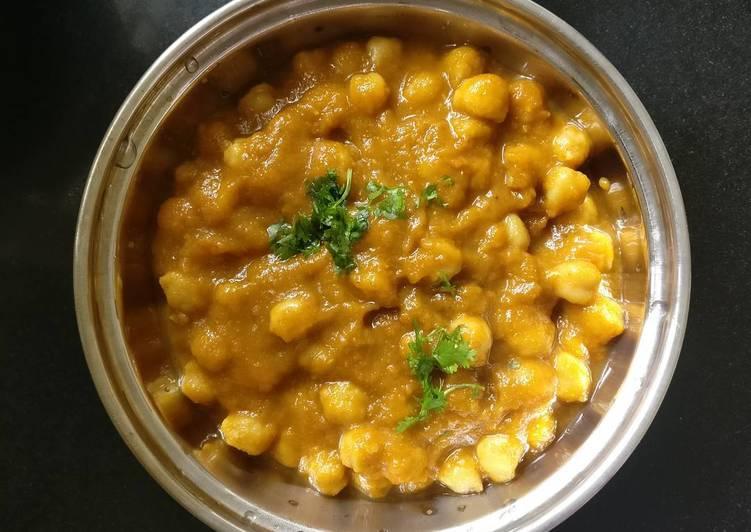 Steps to  Chana Masala #Curry