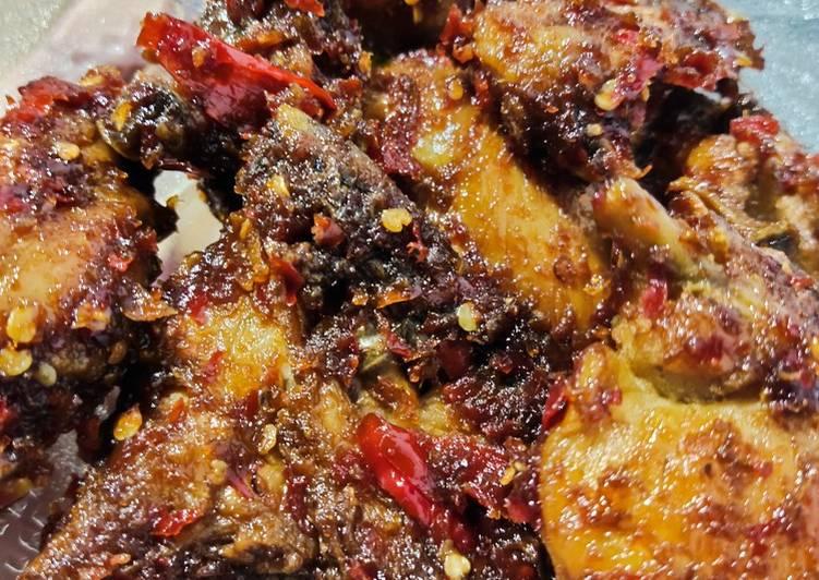 Ayam Goreng Balado