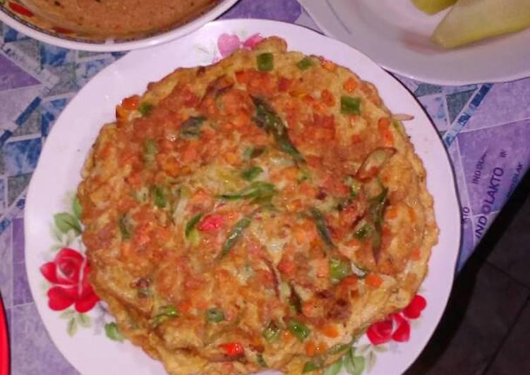 Omlet telur (DEBM)