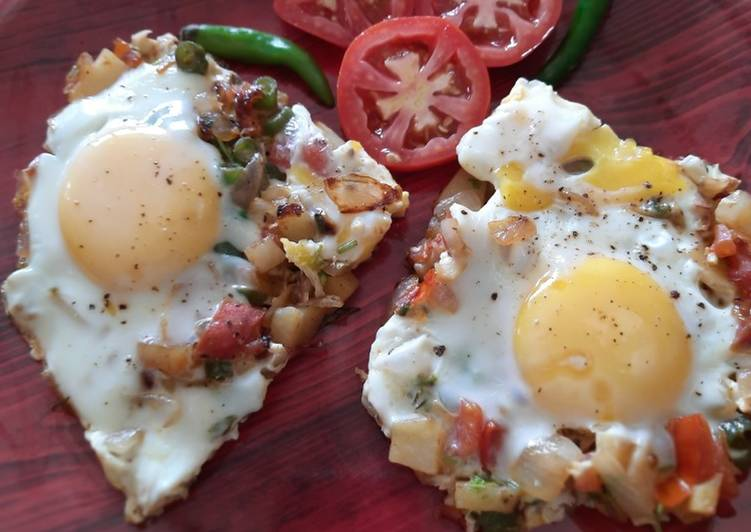 Recipe of Any-night-of-the-week Afgani Omlette