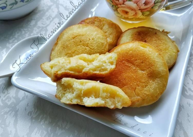 Kue Khamir lembab - cookandrecipe.com