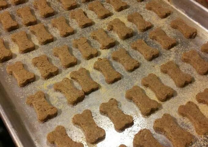 Recipe: Yummy Buddha's Biscuits – dog treats