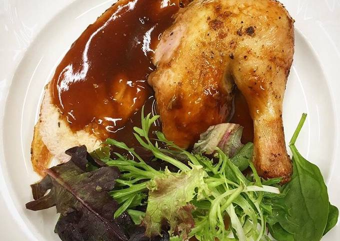 Easiest Way to Make Homemade Special Roast Chicken