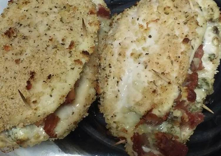 Chicken Cordon Bleu Our Way