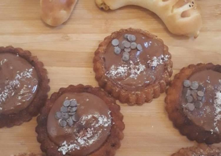La Meilleur Recette De Des petits gâteaux au crème de chokola café