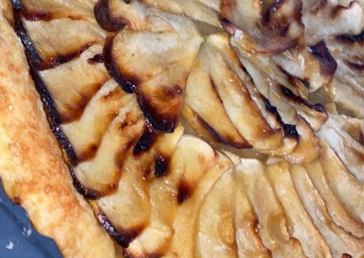 Recette Délicieux Tarte aux pommes