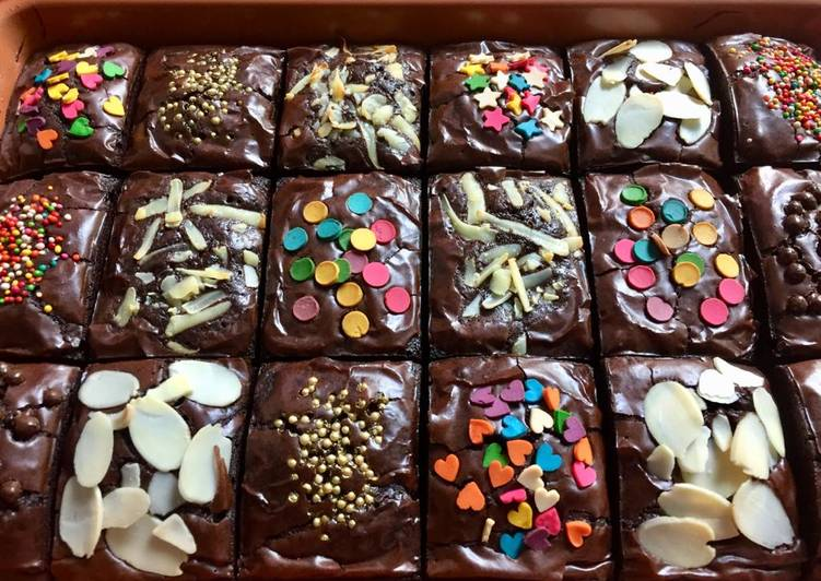 Brownies Fantasi