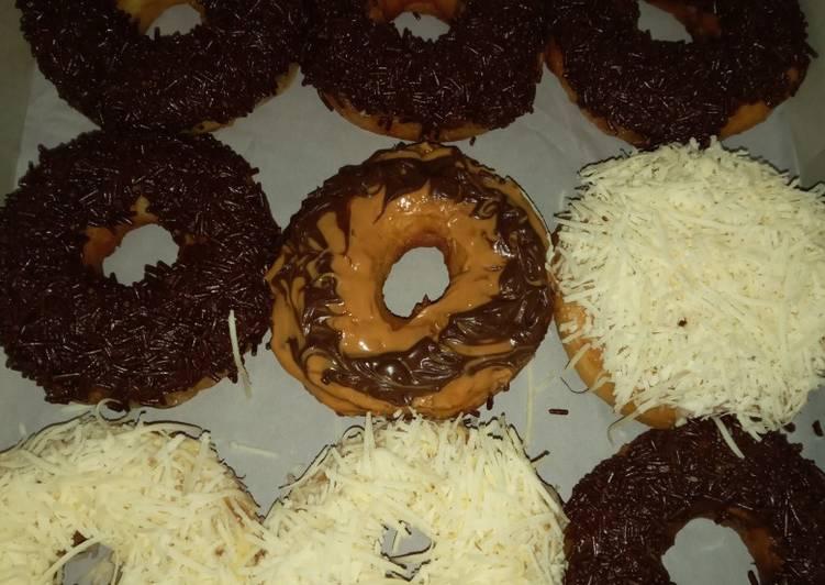 Donut mumer enak