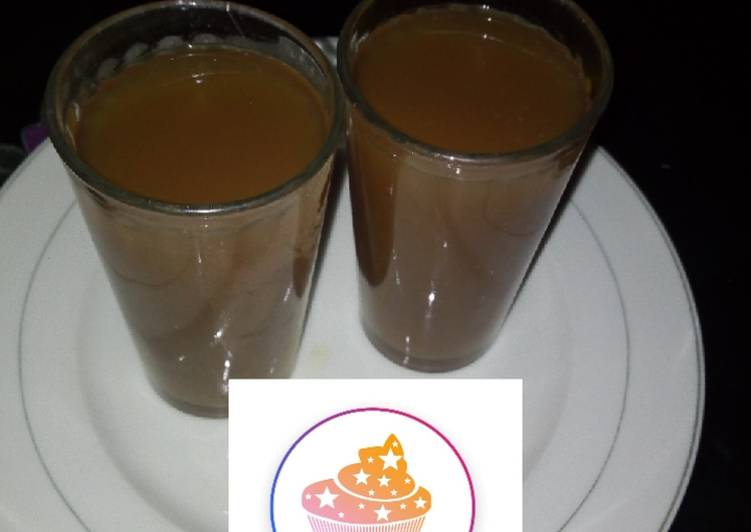 Tamarind juice(Lemun tsamiya)