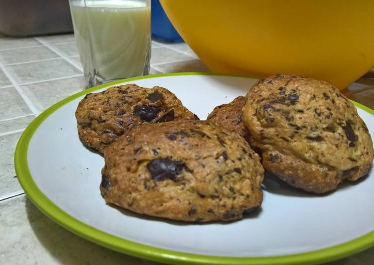 Recipe of Perfect Chocolate chip cookies