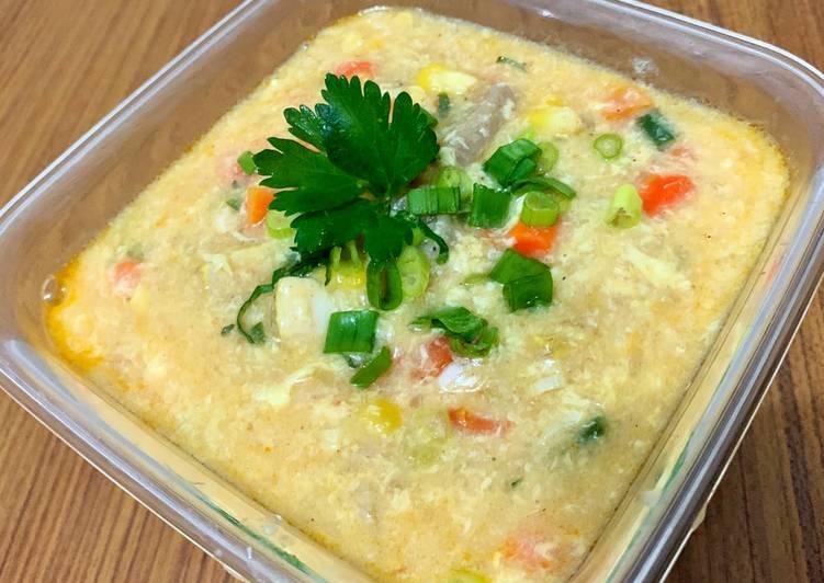 Krim Sup Jagung