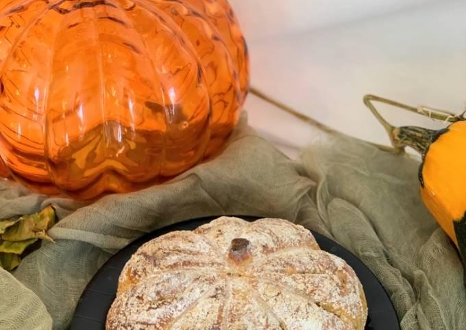Easiest Way to Prepare Yummy Pumpkin Bread (Boule)