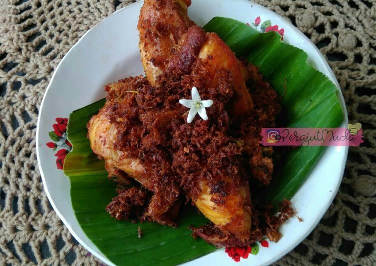 Resep Resep Ayam Goreng Lengkuas, Bisa Manjain Lidah