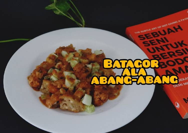 Batagor Ala Abang-abang