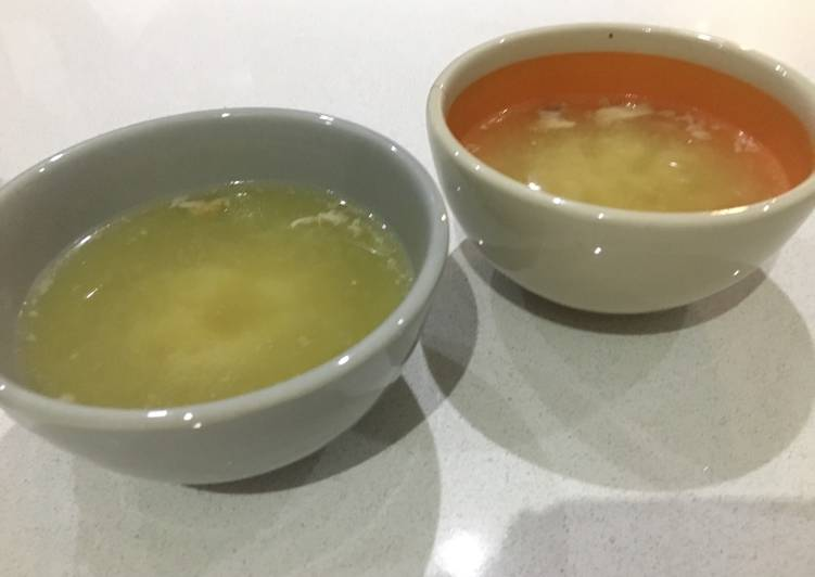 Recipe of Perfect 「Fish MISO SOUP」