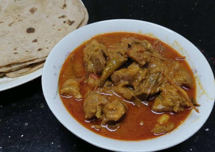 Just Do It Mutton curry