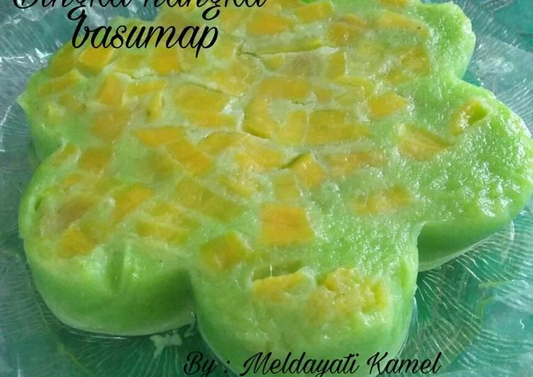 Resep Bingka Nangka Basumap Oleh Meldayati Kamel Cookpad