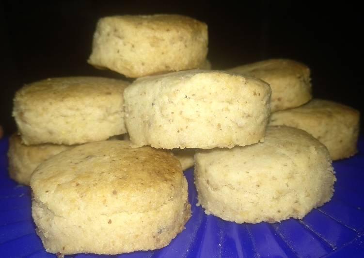 Kue kacang jadul Mak Maya Enak - cookandrecipe.com