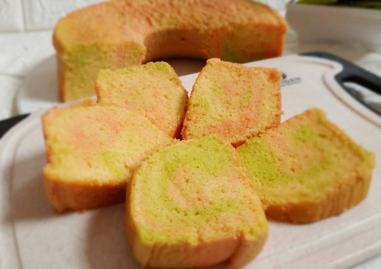 Tuty Truty Taart (Cake Pelangi)