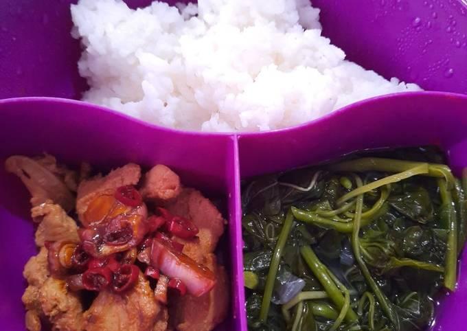 Ayam Bakar saus Kecap (menu day 1 diet)- easy and enak NO MINYAK