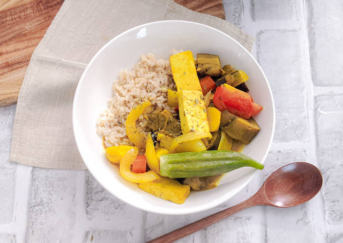 Easiest Way to Cook Yummy Vegan Japanese Curry