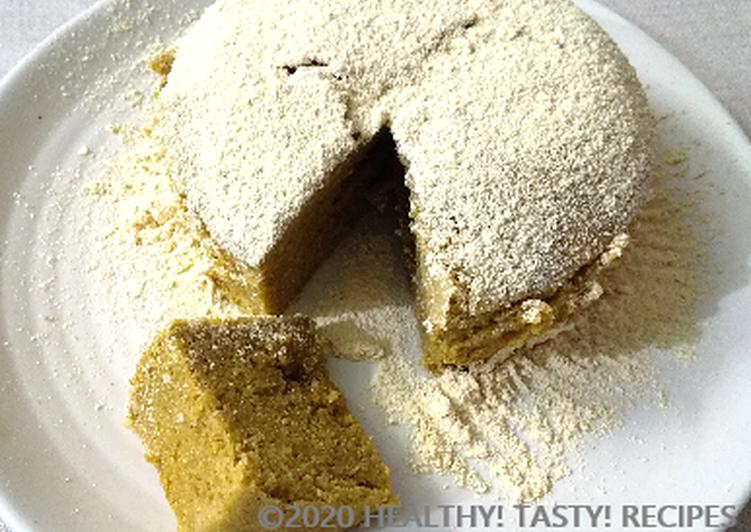 Simple Way to Prepare Favorite Soya Pressure Cooker Cake