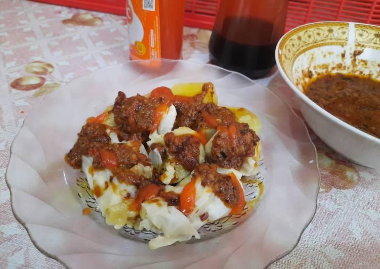 Resep Siomay Bandung ala abang abang Yummy