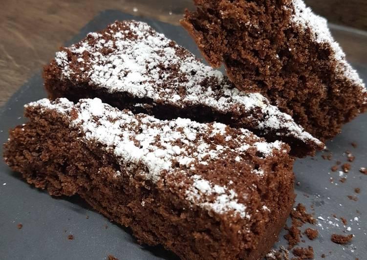 Comment Cuisiner Gâteau au chocolat moelleux