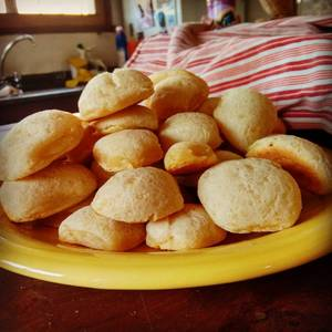 Chipa de Queso / Pan de queso