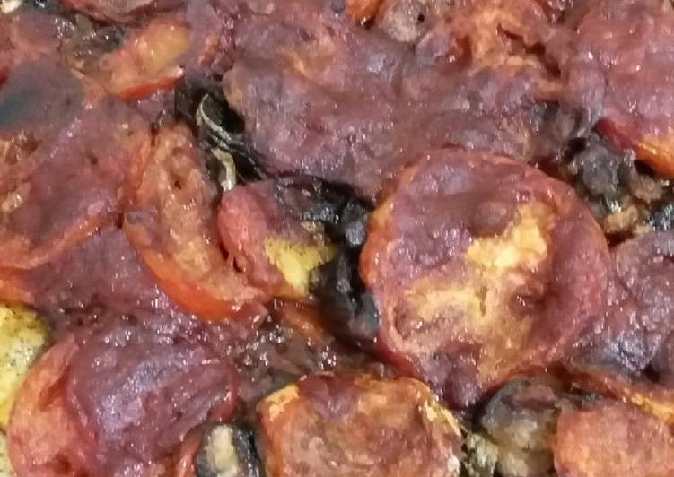 Easiest Way to Cook Perfect Ratatouille