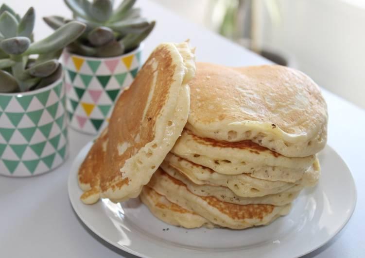How to Cook Delicious Pancake de Cyril Lignac