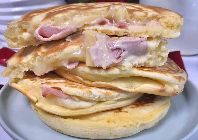 Pancakes / raclette