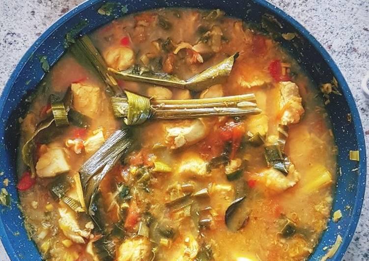Resep Ayam Woku Tanpa Kemangi Yang Sempurna