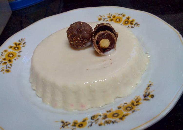 Recipe of Quick PannaCotta