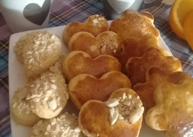 Recette Parfait Gâteaux secs (Halwat tabe3)
