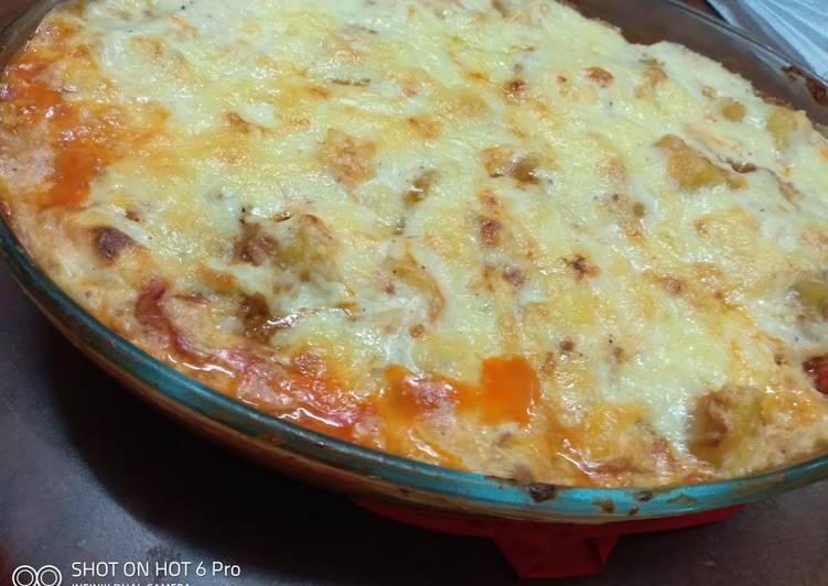 Lasagna #mashujaadayrecipecontest
