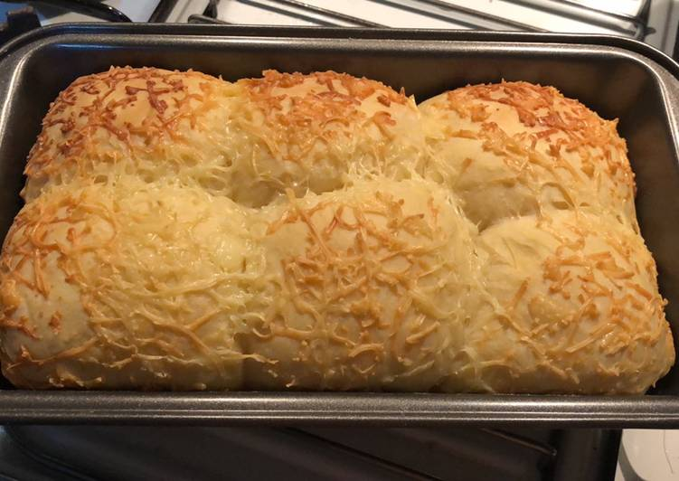 Roti Keju Lembut