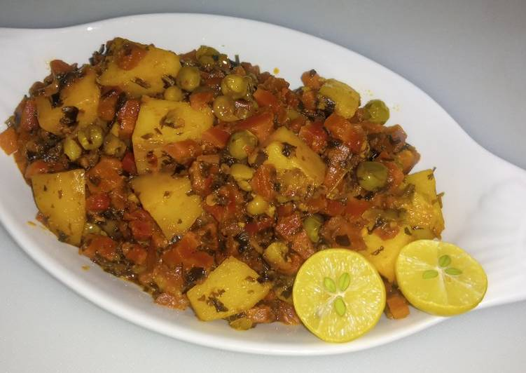 Recipe of Top-Rated Mix Vegetables
