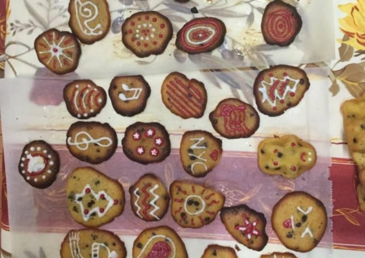 Comment Préparer Les Cookies franco-americains (60)