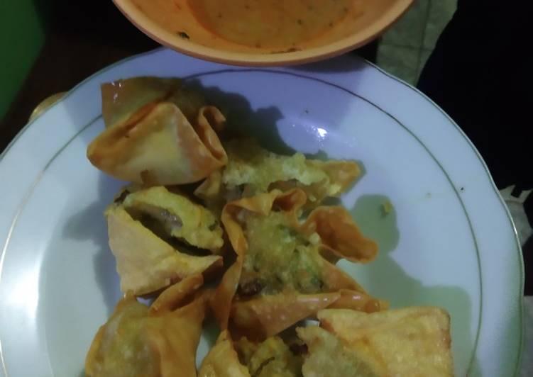 resep cara buat Batagor abang2 gampang