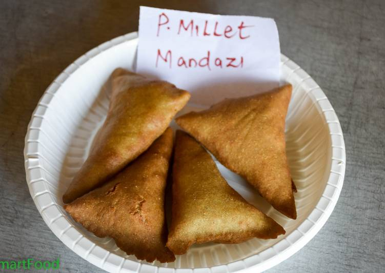 Recipe: Perfect Pearl Millet Mandazi