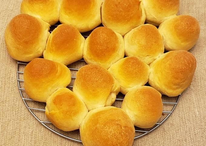 Recipe: Appetizing Bread Machine Milk Bread Rolls