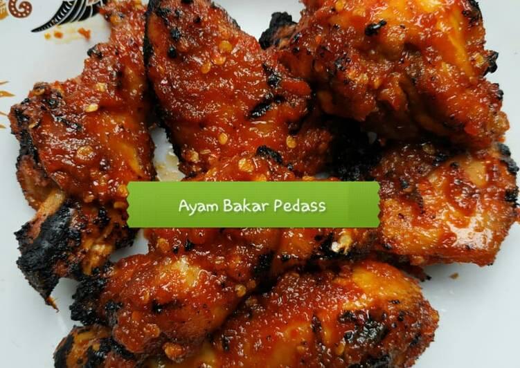 Ayam Bakar Pedass