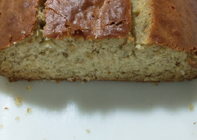 Easiest Way to Cook Perfect Easy Banana-nut bread