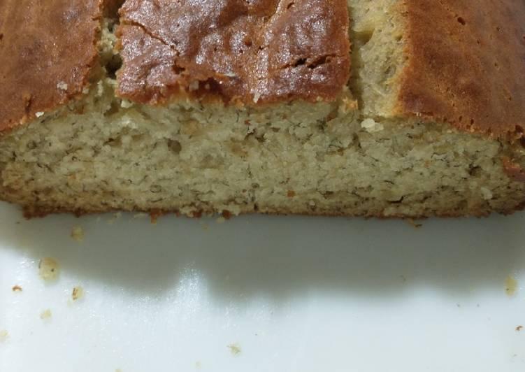 Easy Banana-nut bread
