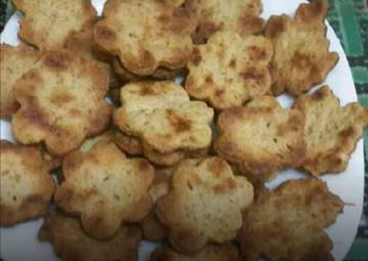 Easiest Way to Make Ultimate Tawa Zeera Biscuits